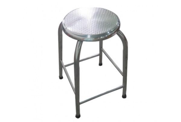 Ghế đẩu inox 304 tròn cao cấp