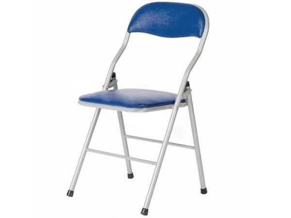 Ghế inox 304 xếp Thái lưng nhỏ cao cấp