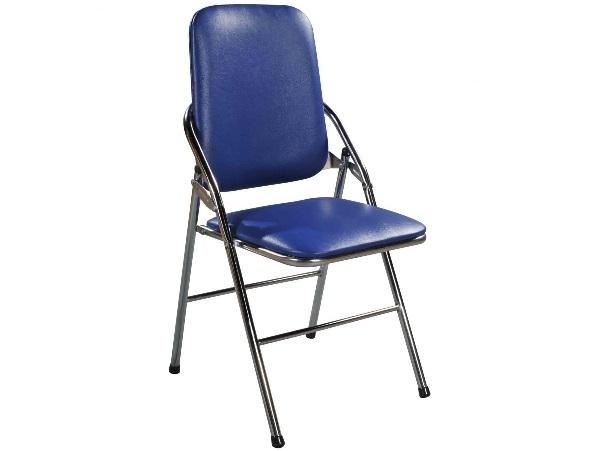 Ghế xếp Thái lưng lớn làm bằng inox 304