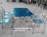kinh nghiệm mua bàn ghế inox và cách bảo quản